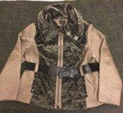 Куртка с поясом L'Alix Collection
