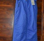 Новые зимние утеплённые брюки