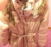 Новое осенне-зимнее пальто