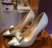 Свадебные туфли(Calypso)-новые