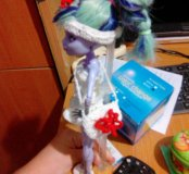 Вяжу одежду для кукол на заказ( пример работы)