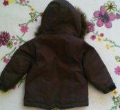 Куртка осень теплая зима