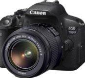 Зеркалка Canon EOS 700D 18-55 III DC новая