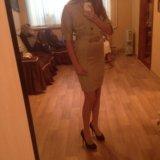 Комплект : туфли и платье