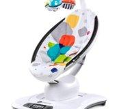 Электронное кресло-качалка 4moms MamaRoo 3.0