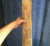 Рулонные жалюзи из бамбука