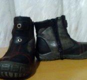 Ботиночки и валенки