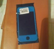 Стекло для Apple IPhone 4/4s белый