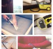Чистка матрасов,мебели,ковров