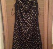 Платье новогоднее 42 размер