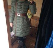 Зимняя куртка 40-42