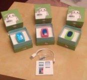Часы с GPS детские