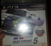 Игра Gran Turosmo 5 на ps3