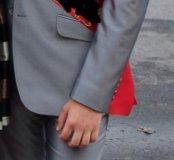 Костюм в подарок рубашка и галстук