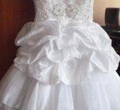 Нарядное,праздничное платье для девочки