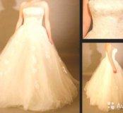 Платье свадебное новое размер 48-50