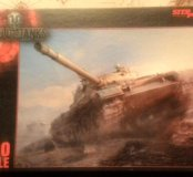Пазлы World of Tanks 1000 эл.