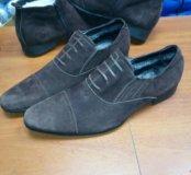 Туфли(зима)