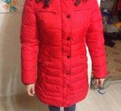 Куртка зимняя на синтепоне