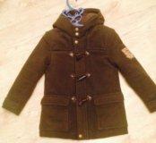 Пальто для мальчика б\у Gulliver