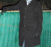 Демисезонное пальто-теплая зима