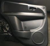Suzuki SX4 запчасти задней левой двери (хетчбэк)