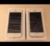 Apple iPhone 5 и 5s по 16GB РосТест