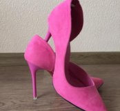 Новые туфли,Торг
