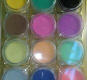 Цветные акрилы