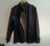 Куртка кожанная. В идеальном состоянии.