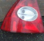 Форд фокус фонарь задний левый