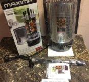 MAXIMA MBQ-O251 Шашлычница электрическая