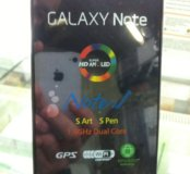 Samsung Note, новый, оригинал