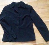 Жакет из легкой ткани без подклада 48-50-52 размер
