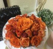Стандарт коробочки 15 роз