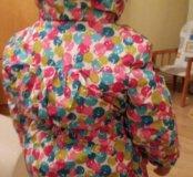 Детская куртка до 98 см новая