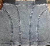 Юбка джинсовая (Gloria jeans)
