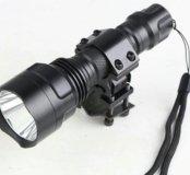 Тактический подствольный фонарь