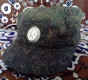 """Военная кепка """"цифра"""", размер 58"""