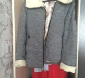 Курточка зима весна (холодная )