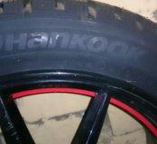 Зимние колеса на дисках R17