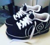 Роликовые кроссовки (хилисы)