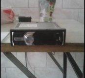 Магнитола JVC  KD AV 300