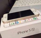 IPhone 5s золотой 32гб