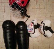 Хоккейная форма 9-11 лет
