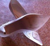 Туфли свадебные 40 р