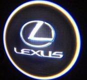 Световые проекции LEXUS