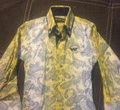 Рубашка модная на мальчика от армани