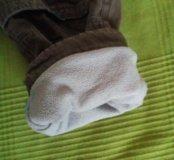 Теплые штанишки