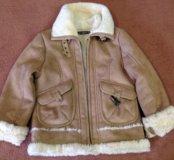Куртка на позднюю осень ( раннюю весну)